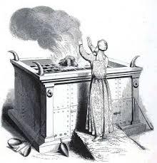 burnt alter
